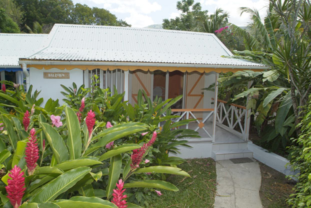 Location bungalow Guadeloupe
