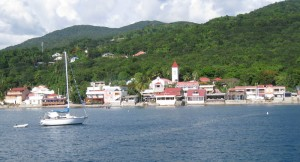 Location Deshaies Guadeloupe