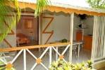 Bungalow de la Guadeloupe